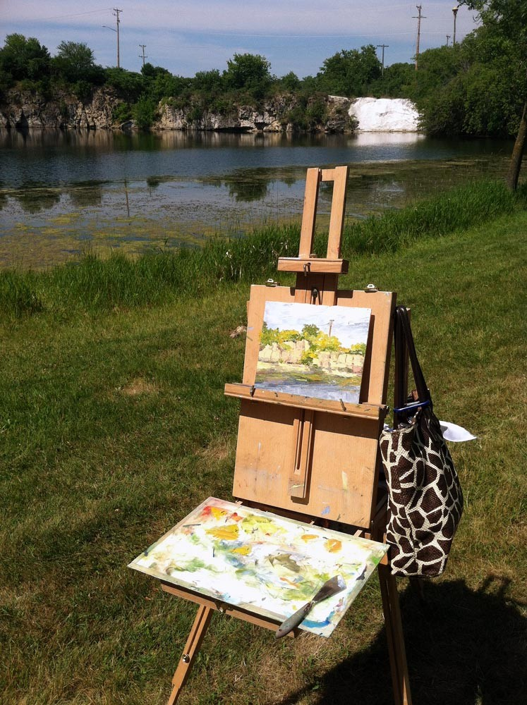 Cedarburg Plein Air Event